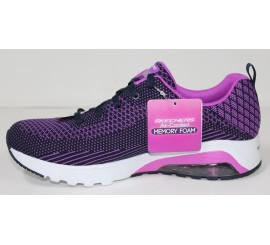 Zapatilla Skechers Skech Air Morada