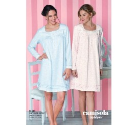 Camisola Cotton Lady Genny