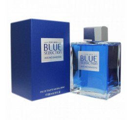 Perfume Blue Seduction Antonio Banderas 200ml