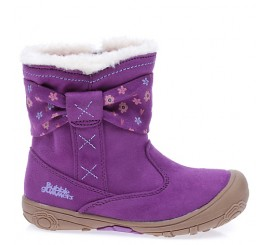 Bota Melody Dark Purple Bubble Gummers
