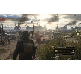 Juego Call Of Duty WWII PS4