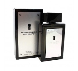 Perfume The Secret Antonio Banderas 200ml Hombre