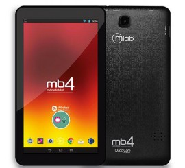 "Tablet Microlab 7"" Quad Core 8GB"