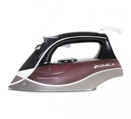 Plancha Somela Power Steam PV8100