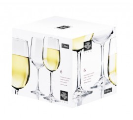 Set 6 Copas Vino Blanco 547ml Libbey