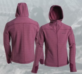 Casaca Pro Thermal Ystad Burgundy Peak Performance Hombre