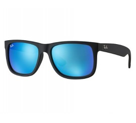 Lentes Ray Ban Justin Color Azul RB4165/622/55