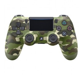DualShock 4 Green Camouflage PS4