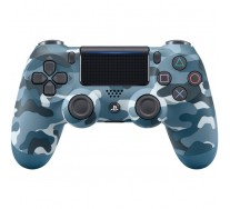 DualShock 4 Blue Camouflage PS4