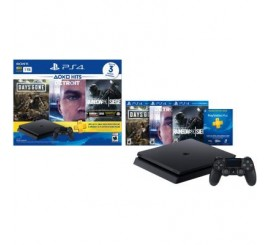 Consola PS4 HW 1TB Hits 5 Bundle