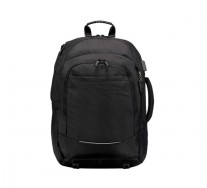 Mochila P Tablet y PC Commuter Negro Totto