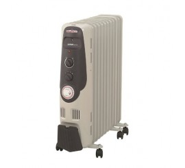 Radiador 9 Element 2000W Warm Ser Magefesa