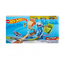 Pista Balance Extremo Hot Wheels